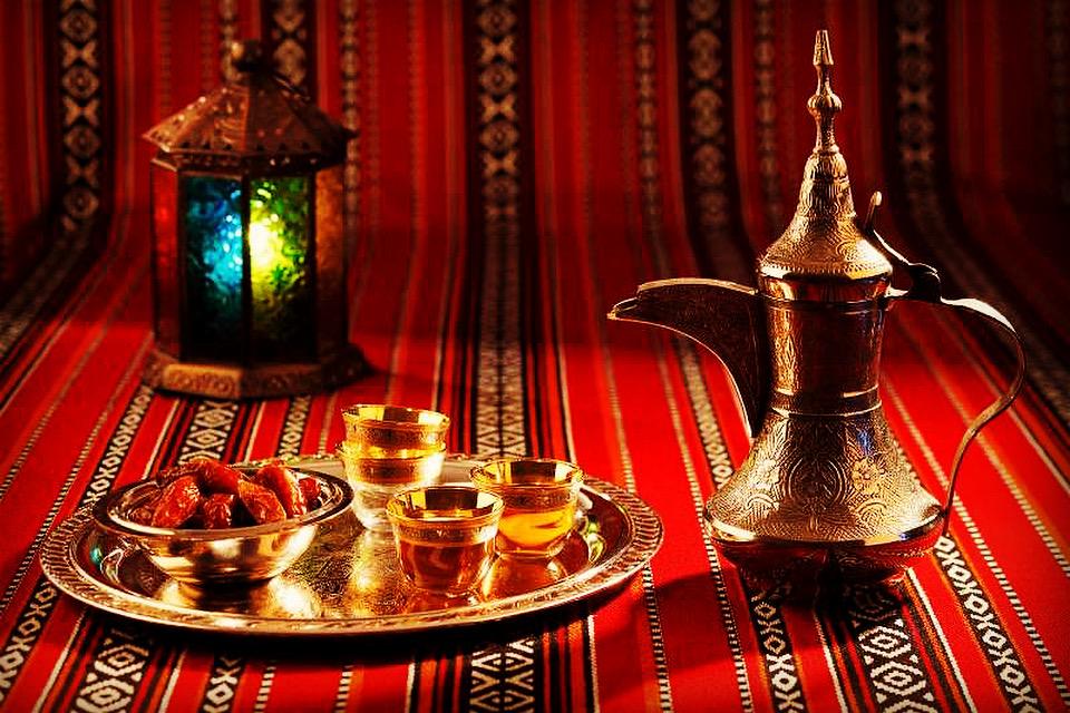 Sahuur (refeição antes do jejum)…