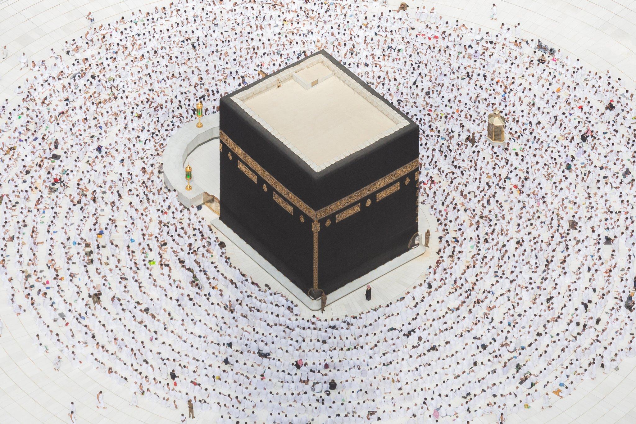 Adoração a Allah em Tempos de Caos…